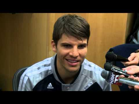 Kyle Korver ties NBA record