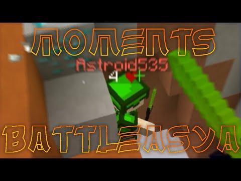 Battleasya Skywars Funny Moments (New Recorder)
