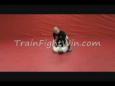 Armbar from Mount