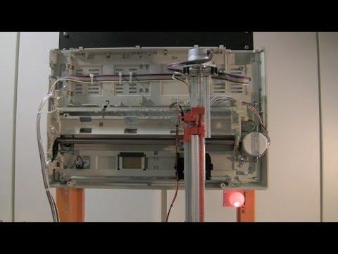 maszyna do ciecia styropianu w 3D