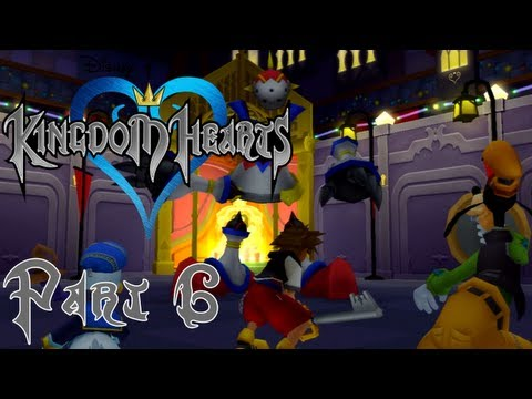 Kingdom Hearts - Kingdom Hearts 1.5 HD Remix - Kingdom Hearts Final Mix - Part 6 - Road To Kingdom Hearts 3