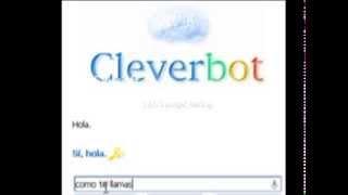 Cleverbot Español Latino Viernes De Juegos =)
