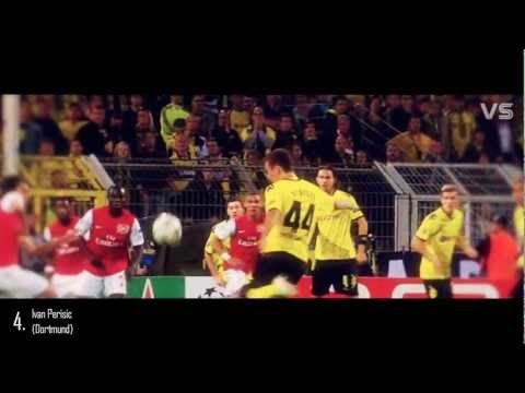 UEFA Champions League - Top 10 Goals Season 2011-12