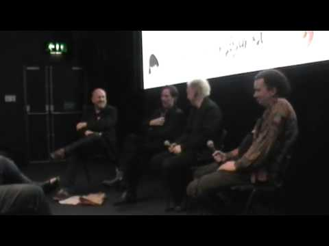 Video Nasties : Draconian Days Q&A - Jake West - Marc Morris - David Flint