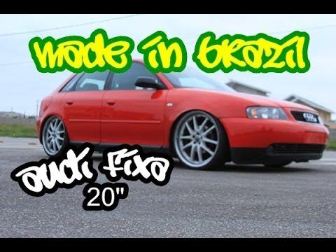 MADE IN BRAZIL | Audi 1.8 Aspirada - ValeTuning