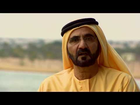'IRAN SANCTIONS SHOULD BE LIFTED' SHEIKH MOHAMMED EXCLUSIVE BBC NEWS