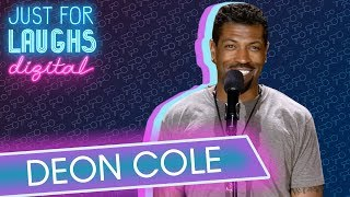 Deon Cole Tries Out Some Jokes