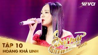 Bàn Tay Nhỏ Trái Tim Xinh - Hoàng Khả Linh | Tập 10 Sing My Song - Bài Hát Hay Nhất 2018