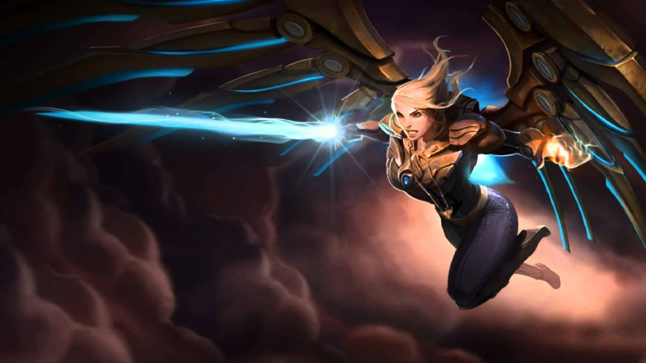 kayles wings are now - photo #35
