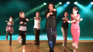 Hip Hop Dance Lesson With Caroline This Step Contains A