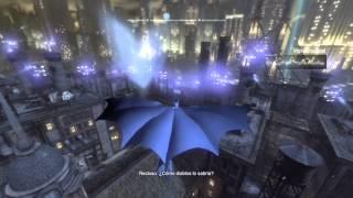 Batman Arkham City El Acertijo Y Sus Rehenes