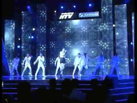 HTV AWARD 2013] - GALA TRAO GIAI Phan trinh dien Ho Ngoc Ha