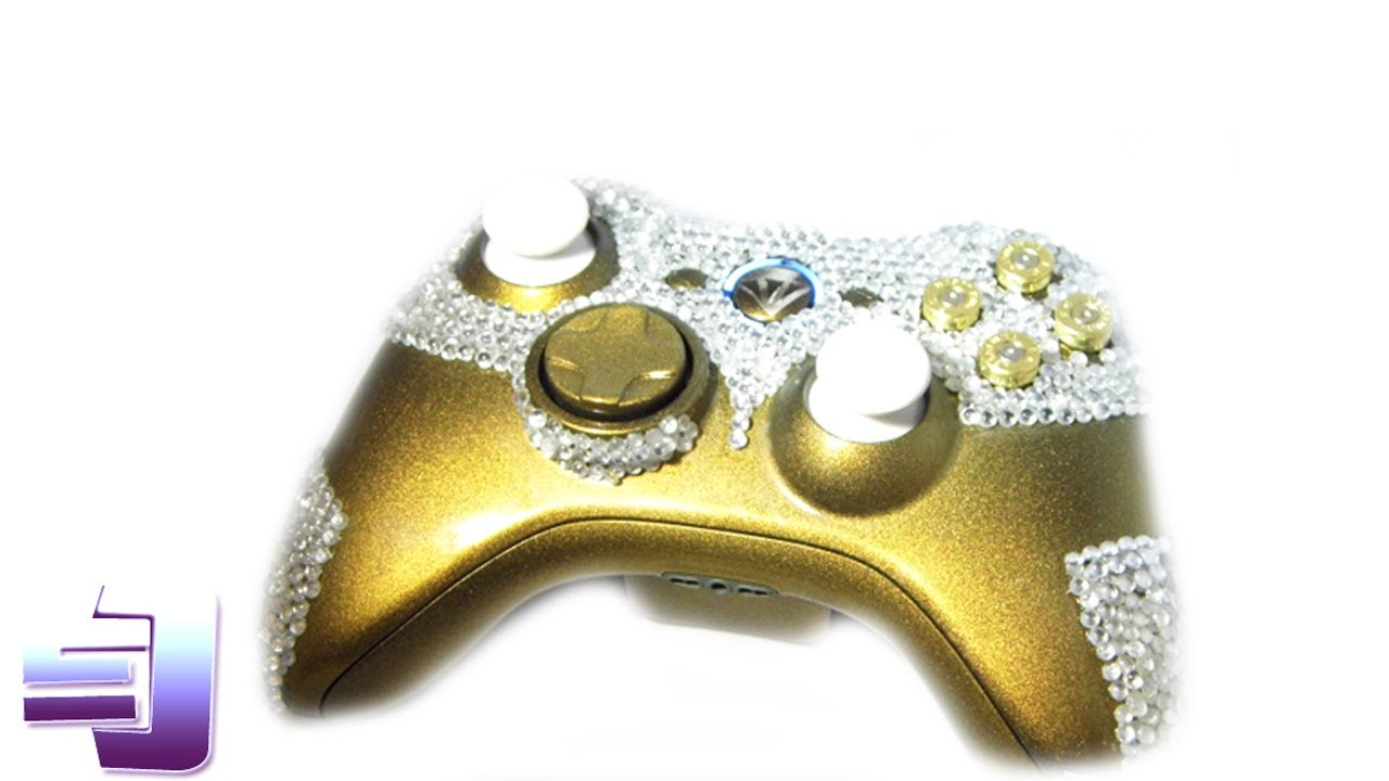Xbox 360 Controller Diamond Worlds first di...
