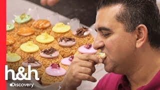 Buddy visita pastelerías en Arabia Saudita   Cake Boss   Discovery H&H