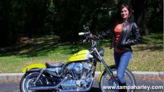 New 2013 Harley-Davidson XL1200V Sportster Seventy-Two For
