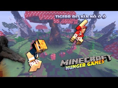 Minecraft HUNGER GAMES #3: ĐÁNH RẤM THẦN CHƯỞNG :D l Mineplex Sever