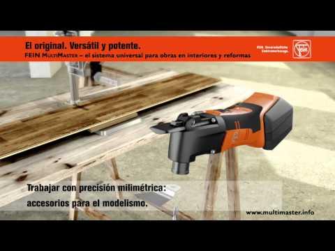 Maquina para maquetas presentada en Firatren 2012