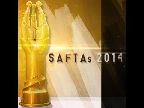 South African Film & Television Awards (SAFTAs) 05 April 2014