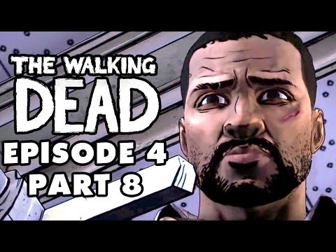 The Walking Dead Game - Episode 4, Part 8 - The Doctor's Tapes (Gameplay Walkthrough)