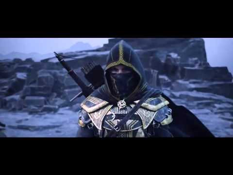 Elder Scrolls Cinematic Trailer HD