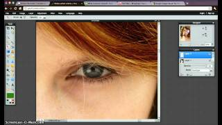 How-TO! Pixlr Tutorial: Full Face Makeover!