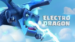 Electro Dragon's Jaw-Dropping Attacks! (Clash of Clans Official)