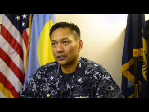 USNS Bobo Partners with Palau Maritime Forces by MC2 Timothy Wilson