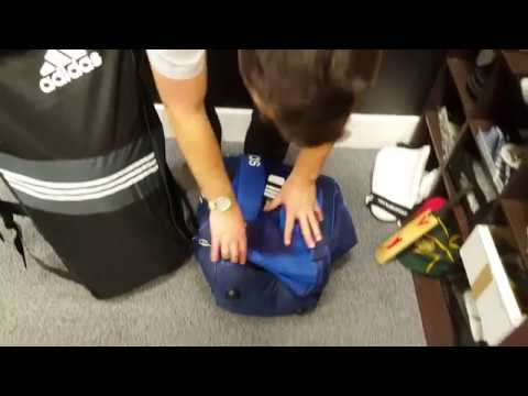 Adidas Libro 2.0 Duffle Bag