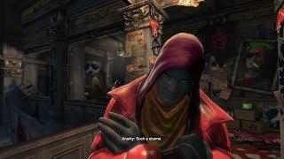 Batman: Arkham Origins Capturing Anarky