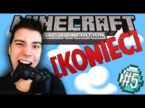 NIEBO, KONIEC! - Minecraft PS3 [#5]