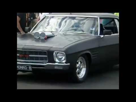 falcon GT XW  FORD vs HOLDEN HQ monaro GTS