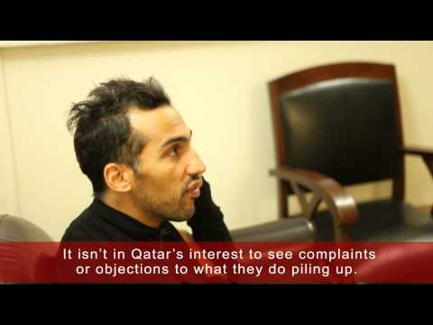 Philippe Piat ( FIFPRO president ) interview on Zahir Belounis