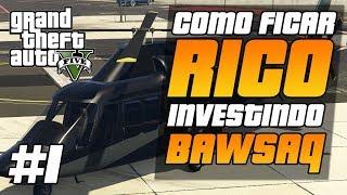 (PS3)GTA V DICAS COMO GANHAR 1.000.000 INVESTINDO EM