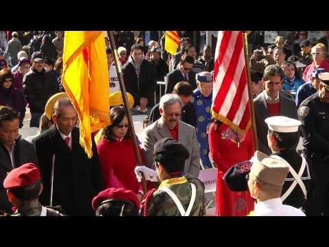 3 phút Hội Tết Quý Tỵ San Francisco ngày 3/2/2013
