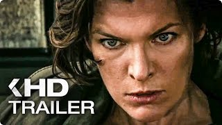 RESIDENT EVIL 6: The Final Chapter Trailer 3 (2017)