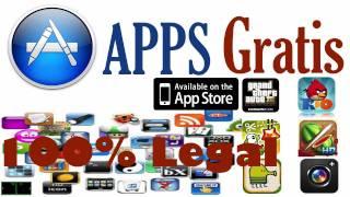 Como Descargar Apps Del Appstore GRATIS Y 100% LEGAL