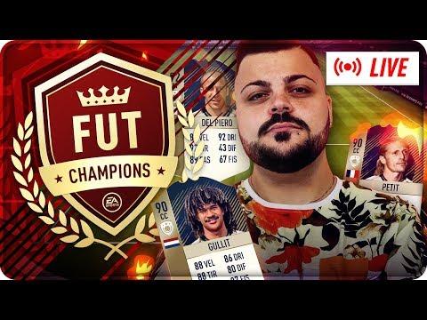 SCLERO FUTCHAMPIONS ! [FIFA 18 ] [ SPONSOR 39/50] LIVE 🔴