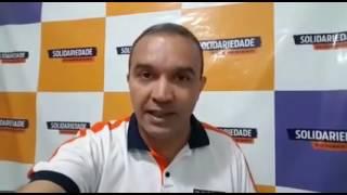 Kelps Lima agradece os eleitores de Natal-RN