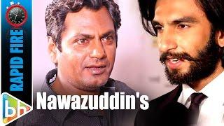 nawazuddin siddiqui, nawazuddin siddiqui funny rapid fire, nawazuddin siddiqui scenes