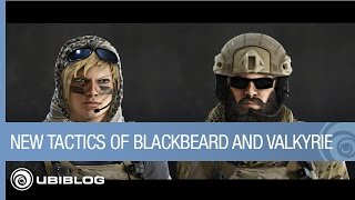 Tom Clancy's Rainbow Six Siege - New Navy SEAL operators, Blackbeard and Valkyrie
