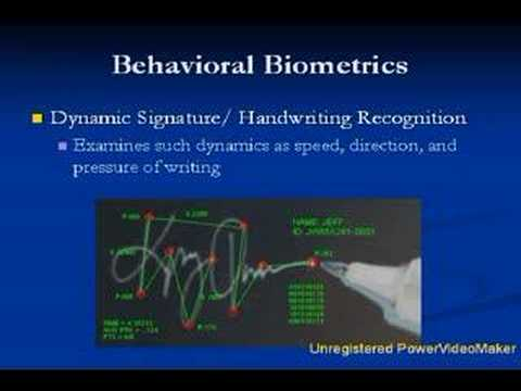 Doctor Crazie Tech Video Series: Biometric Technology