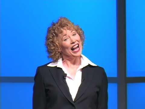 FUNNY Stress Management Techniques by TEDx Speaker Karyn Buxman