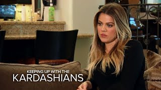 Khloe Struggles To Pull The Plug Keeping Up With The