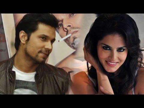 How Randeep Hooda Made Sunny Leone Comfortable In Jism 2