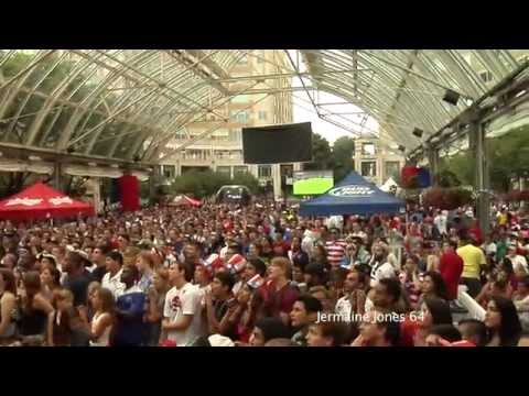 USA vs Portugal World Cup Watch Party Fan Reactions: June 22