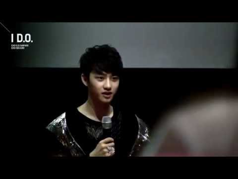 Hình ảnh trong video [Fancam] 120504 EXO-K - D.O Umma's Cute Laugh