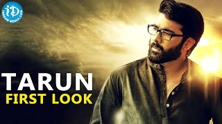 Lover Boy Tarun Kumar's First Look From His Upcoming Movie