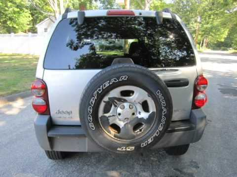 2005 Jeep Liberty Sport 4WD (Wilmington, Massachusetts)