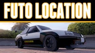 Grand Theft Auto 5 : How To Get The Futo (Works Every Time