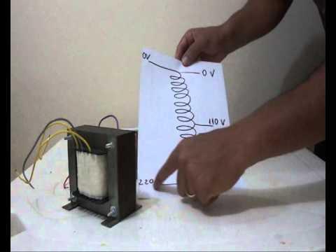 Aprenda a fazer seu próprio transformador para amplificador caseiro